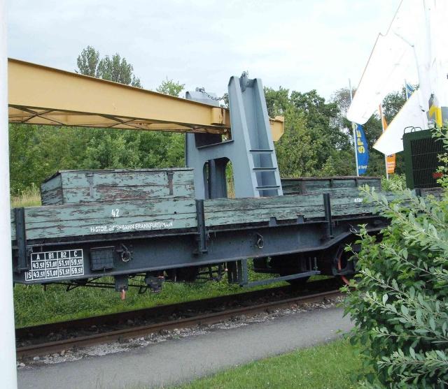 Loks & co. aus dem Technikmuseum Speyer. Dscf8014