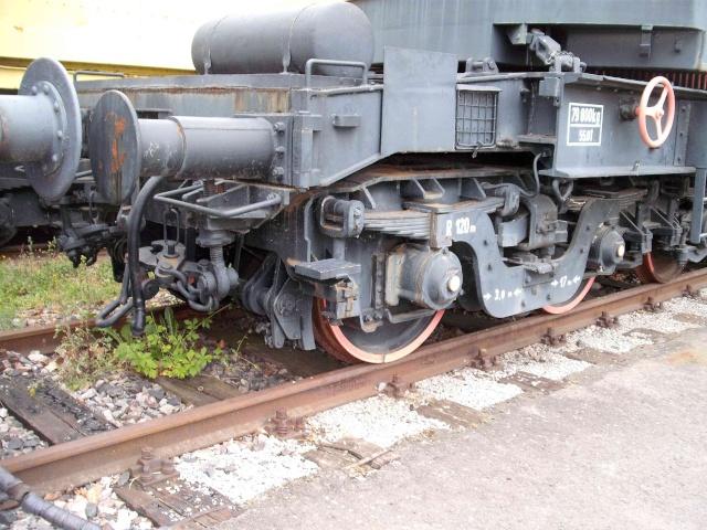 Loks & co. aus dem Technikmuseum Speyer. Dscf8030