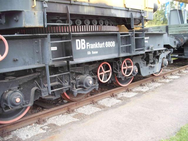 Loks & co. aus dem Technikmuseum Speyer. Dscf8031