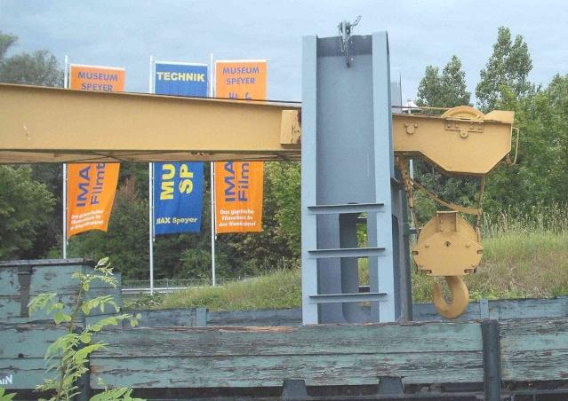Loks & co. aus dem Technikmuseum Speyer. Dscf8036