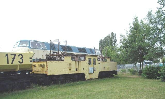 Loks & co. aus dem Technikmuseum Speyer. Dscf8043