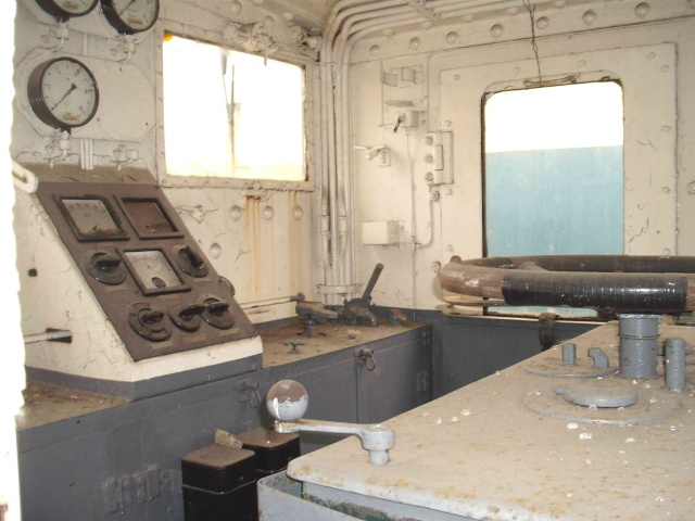 Loks & co. aus dem Technikmuseum Speyer. Dscf8056
