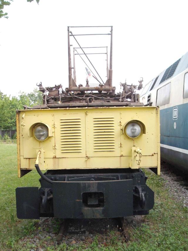 Loks & co. aus dem Technikmuseum Speyer. Dscf8058