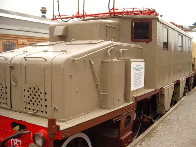 Loks & co. aus dem Technikmuseum Speyer. Dscf8064