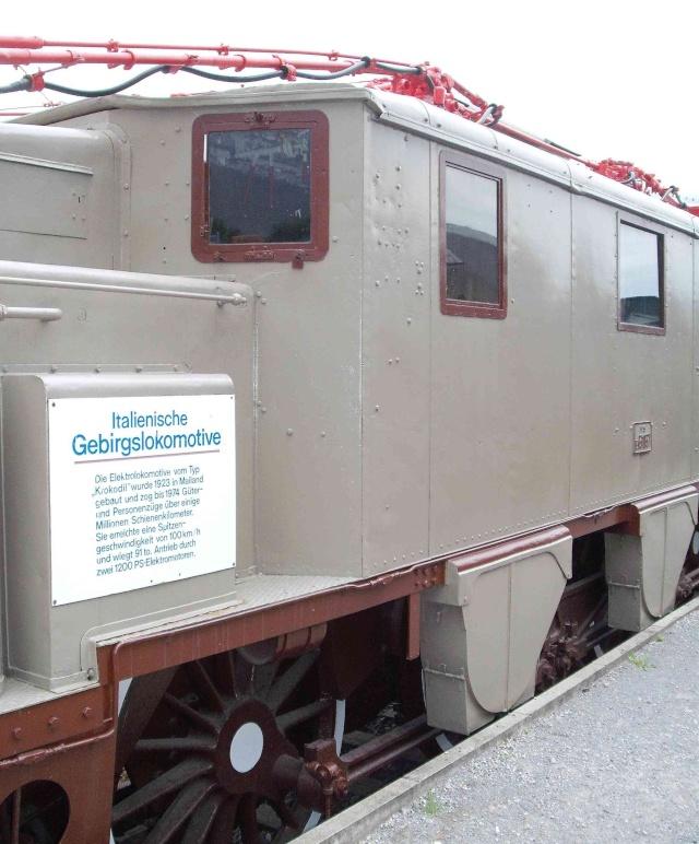 Loks & co. aus dem Technikmuseum Speyer. Dscf8065