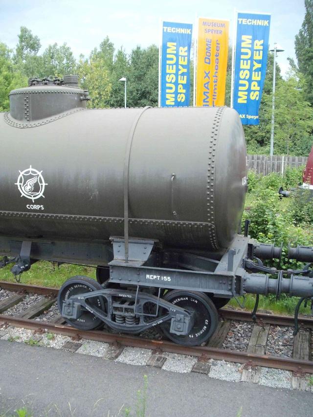 Loks & co. aus dem Technikmuseum Speyer. Dscf8075
