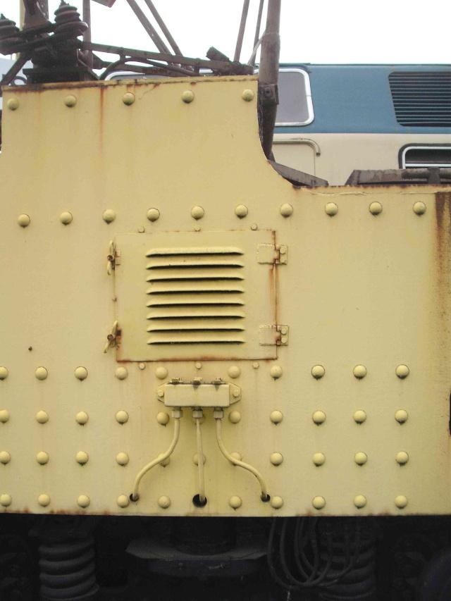 Loks & co. aus dem Technikmuseum Speyer. Dscf8110