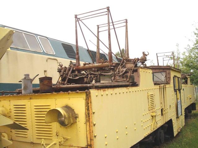 Loks & co. aus dem Technikmuseum Speyer. Dscf8113