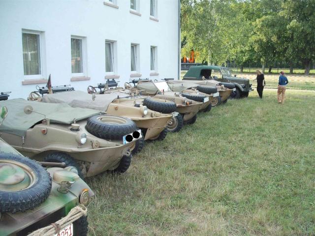 Speyrer Museum Muldenkipper, Dt.Schwimmwagen Treffen u. einige alte Citroens Dscf8134