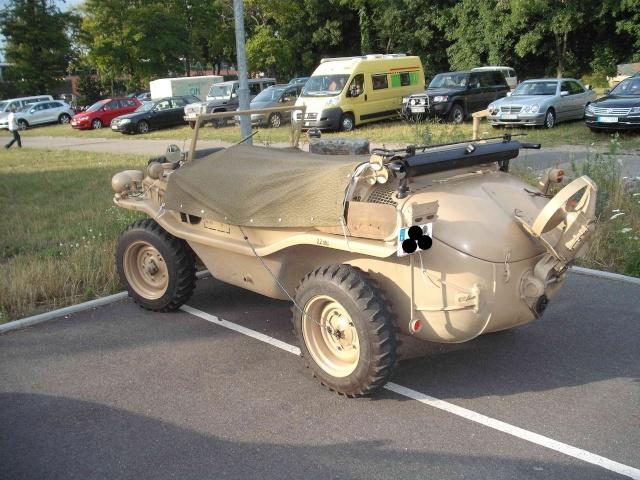 Speyrer Museum Muldenkipper, Dt.Schwimmwagen Treffen u. einige alte Citroens Dscf8148