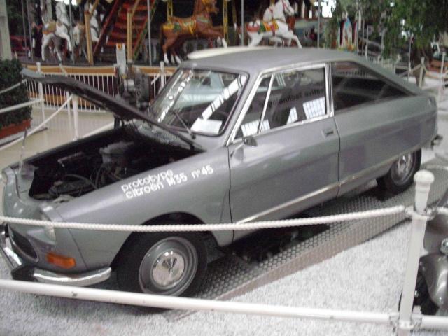 Speyrer Museum Muldenkipper, Dt.Schwimmwagen Treffen u. einige alte Citroens Dscf8154