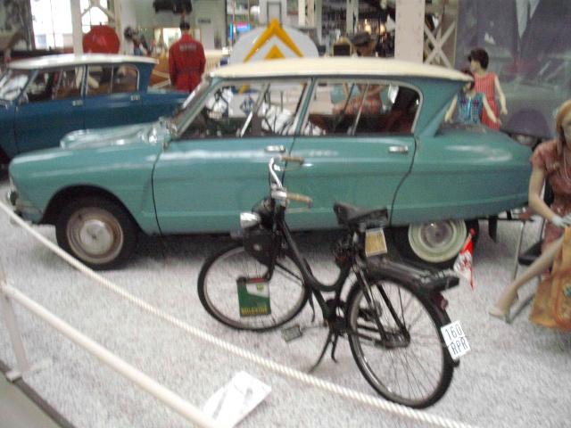Speyrer Museum Muldenkipper, Dt.Schwimmwagen Treffen u. einige alte Citroens Dscf8159
