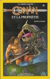 Donjons & Dragons 14 - Conan et la prophétie Conan10