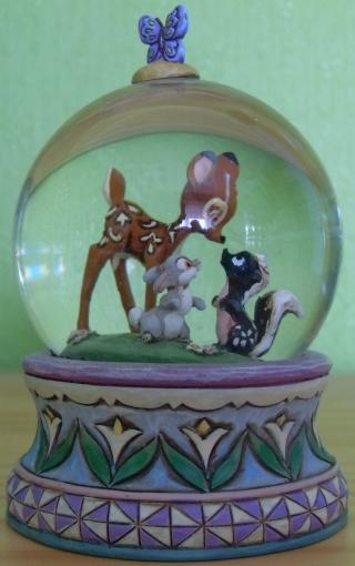 BOULE DE NEIGE Bambi10