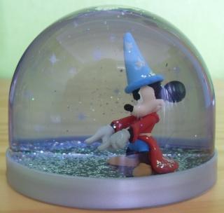 BOULE DE NEIGE Mickey10