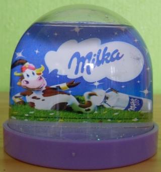 BOULE DE NEIGE Milka10