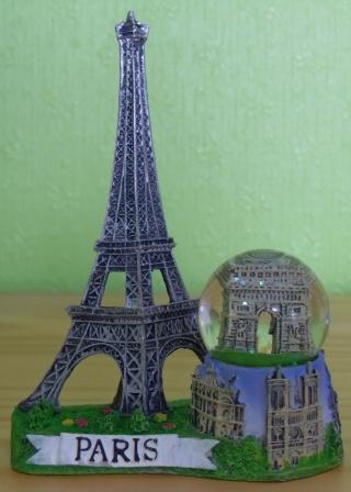 BOULE DE NEIGE Paris_18