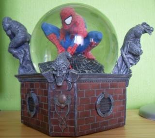 BOULE DE NEIGE Spider10