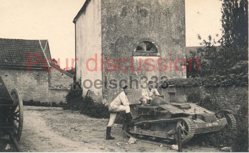Chenillette Renault UE 92374-10