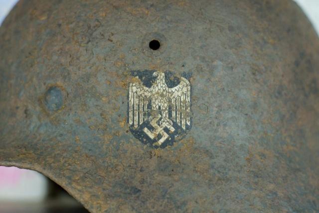 coque de M40 avec petite croix 4042f910