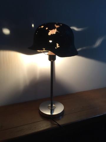 Casque m40 lampe de chevet A99a0510