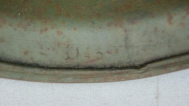 coque de casque M38  para allemand  S-l16018