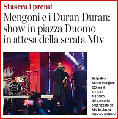 MTV WORLD STAGE - Milano 24/10/2015 - Pagina 5 Cds_110