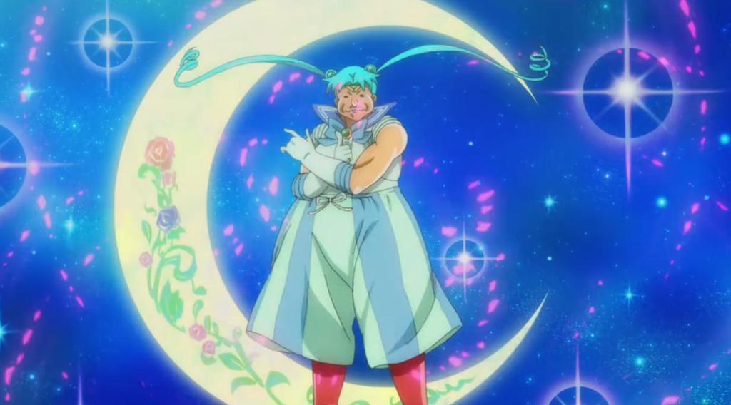 Sailor Moon Eastereggs in anderen Medien Cqpgy610