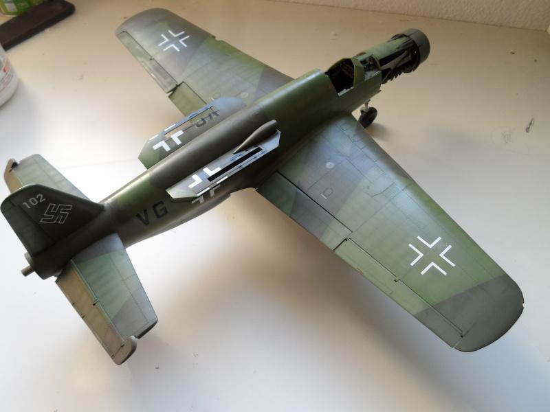 Dornier 335 Pfeil/Ameisenbär Hkm 1/32 Sam_3244