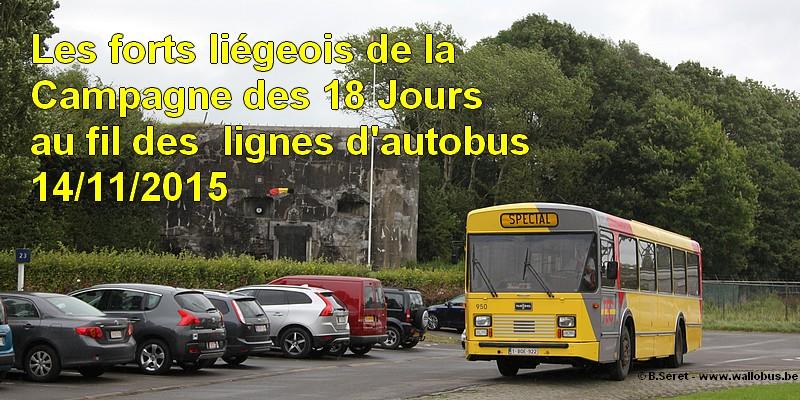 [Excursion] Les forts liégeois de la Campagne des 18 Jours au fil des lignes d'autobus - 14/11/2015 2015_111