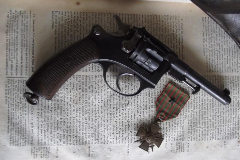 Revolver M.A.S. ? Mle 1888 civil ? Revolv11