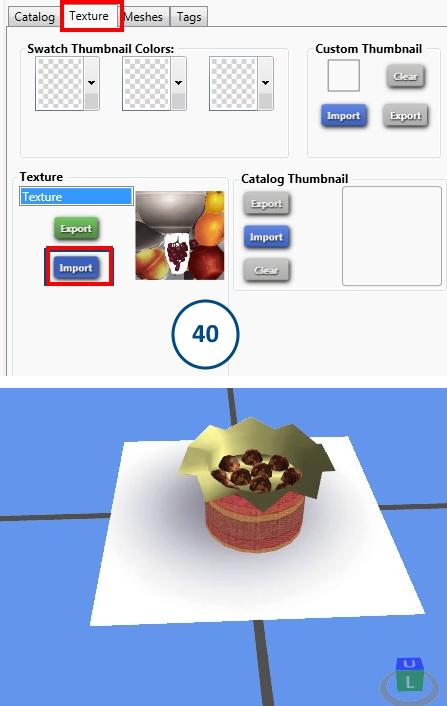 [Apprenti] Convertir un objet Sims 2 en Sims 4  4711