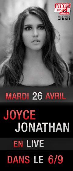 Joyce dans le 6/9 - Mardi 26 avril Jj6911