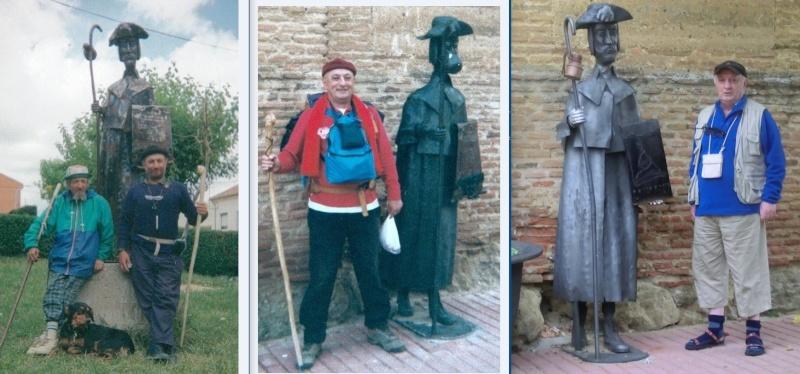Brigitte a fait son 5e pèlerinage à Saint-Jacques de Compostelle (sur le camino) Santiago de Compostella Patrimonio de la Humanidad 2_saha11