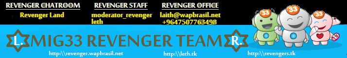 **REVENGER TEAM**