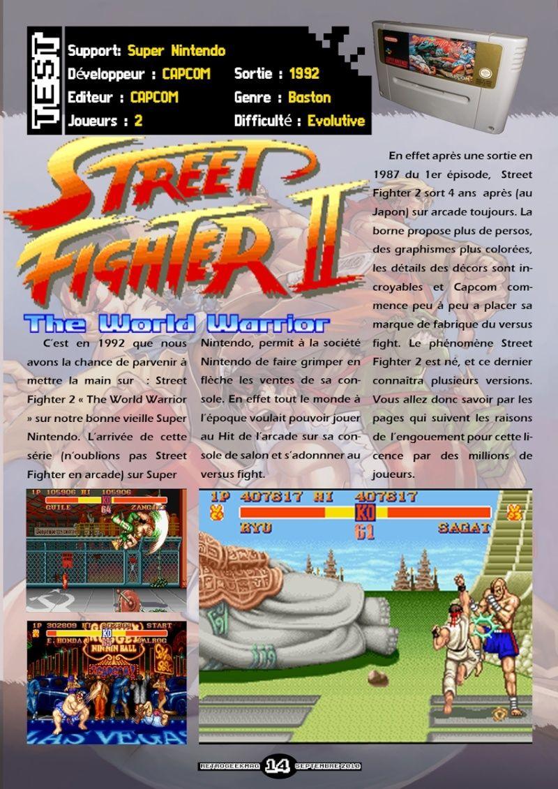 [Test RGMag] Street Fighter 2 (SNES) 14_pag10