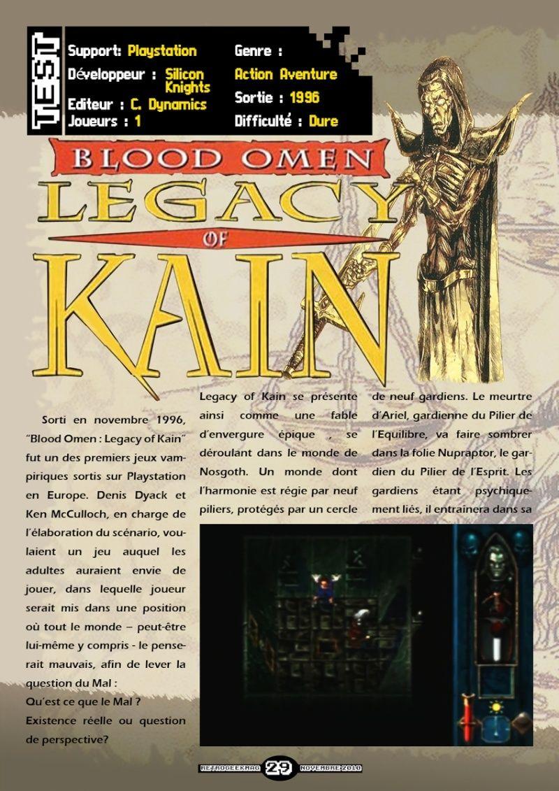 [Test RGMag] Blood Omen : Legacy of Kain (PS1) 29_kai10