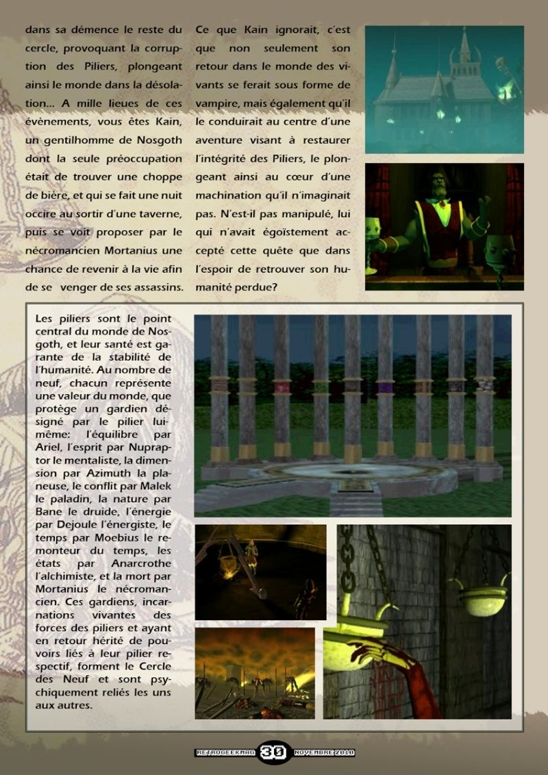 [Test RGMag] Blood Omen : Legacy of Kain (PS1) 30_kai10