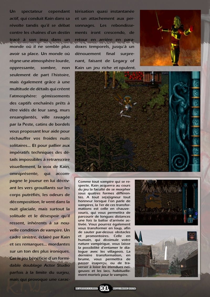 [Test RGMag] Blood Omen : Legacy of Kain (PS1) 31_kai10