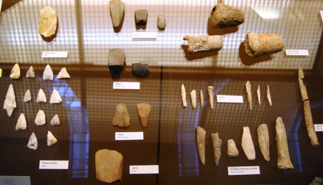 Visite du musée de Langres Dsc05414