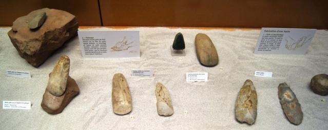 Visite du musée de Langres Dsc05416