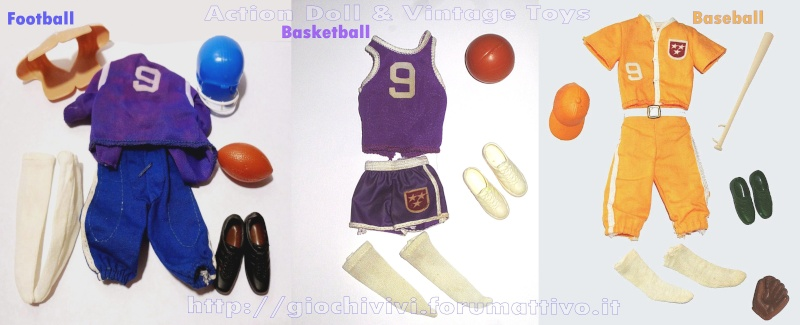Big Jim Sports Set No. 4374 Ss_0510