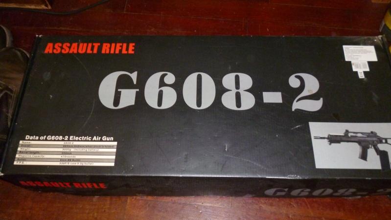 G36K Full Guarder P1000510