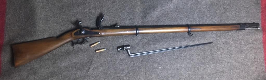 Fusil d'infantrie 1863/67 0b238910