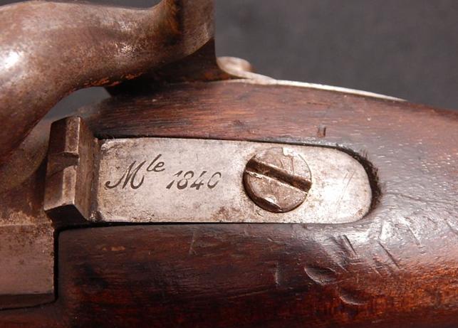 Fusil Mle1840 - 46? 510
