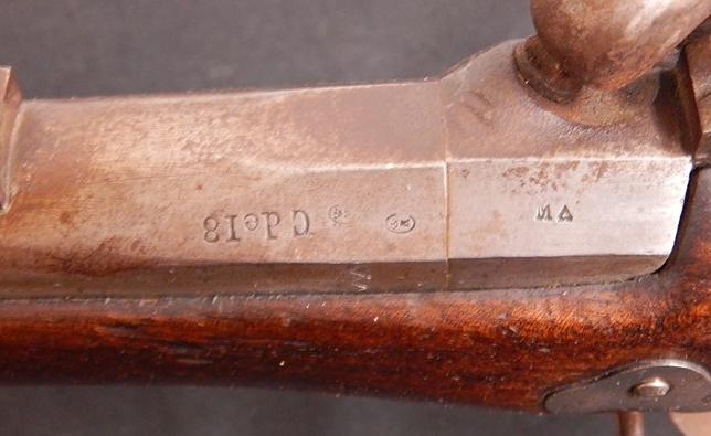 Fusil Mle1840 - 46? 610