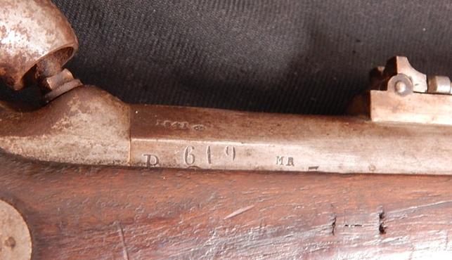 Fusil Mle1840 - 46? 710
