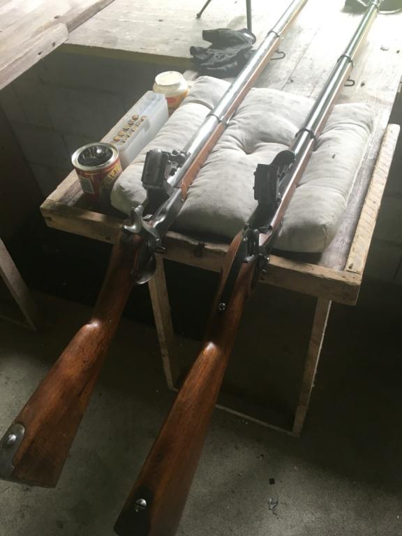 Fusil d'infanterie modèle 1863/67, système Milbank-Amsler E1e99610