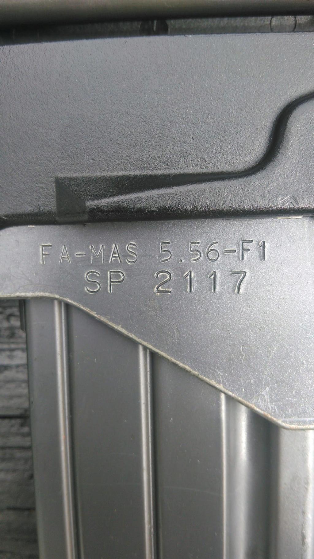 FA-MAS 5.56-F1 Famas310