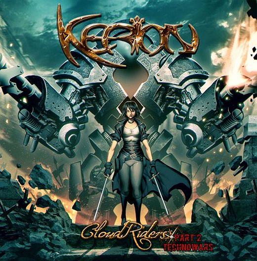 "KERION ""Cloud Riders, Pt. 2: Technowars"" (OCT 2015) Ker10"